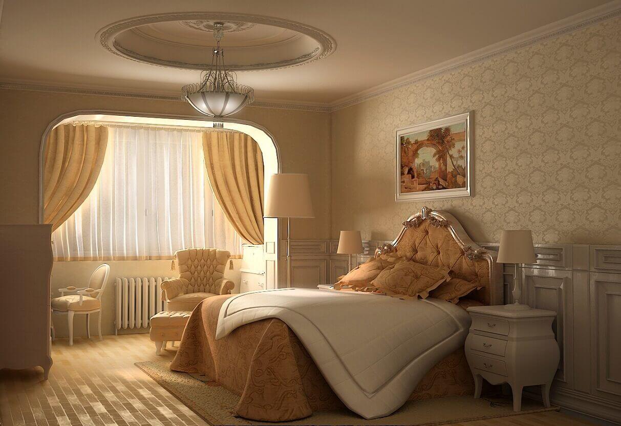 Текстильные обои: роскошная «одежда» для стен